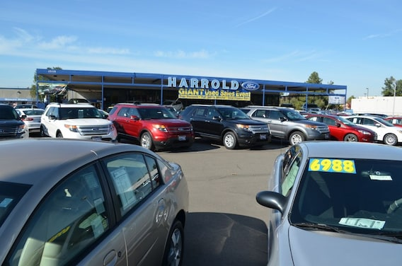 Ford Dealership Modesto >> Ford Dealer Serving Modesto Ca New Ford Certified Used
