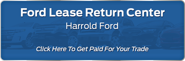 Ford Lease Turn In Center serving Sacramento & Roseville CA