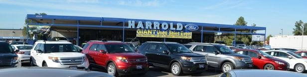 Ford Dealer near Citrus Heights California