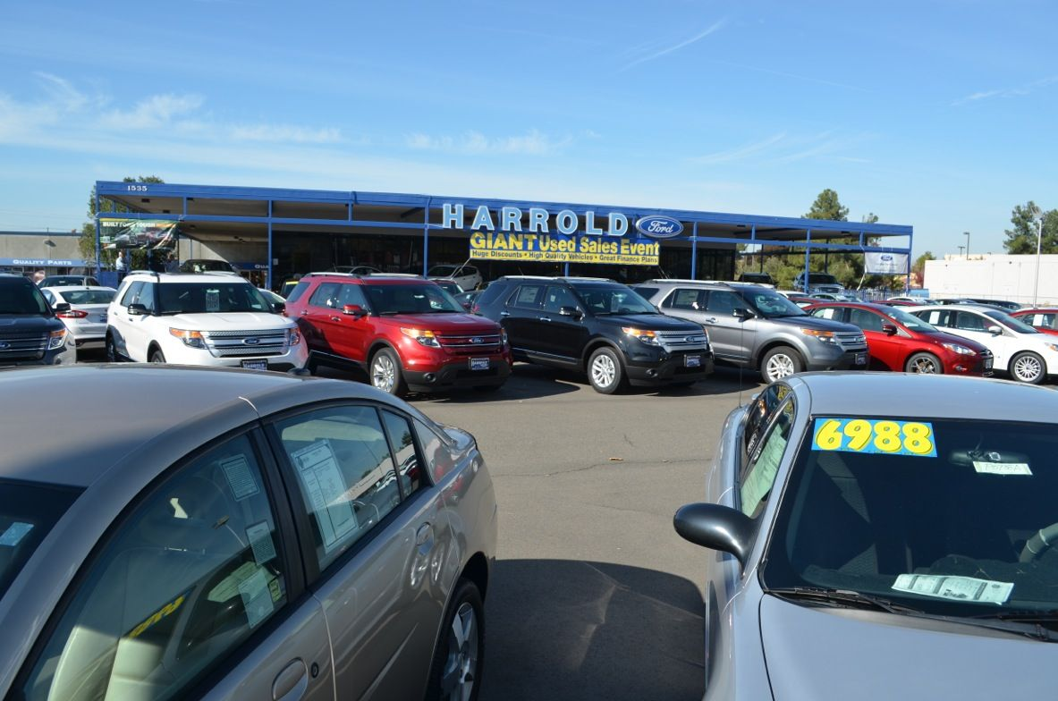 Ford Dealer Serving Folsom CA