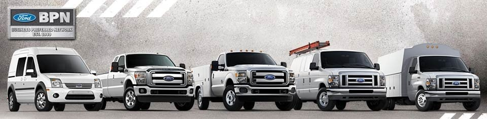 Ford Commercial & Fleet Truck dealer near Roseville CA