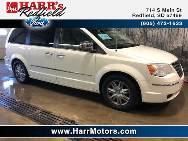 2008 Chrysler Town & Country Limited Mini-Van