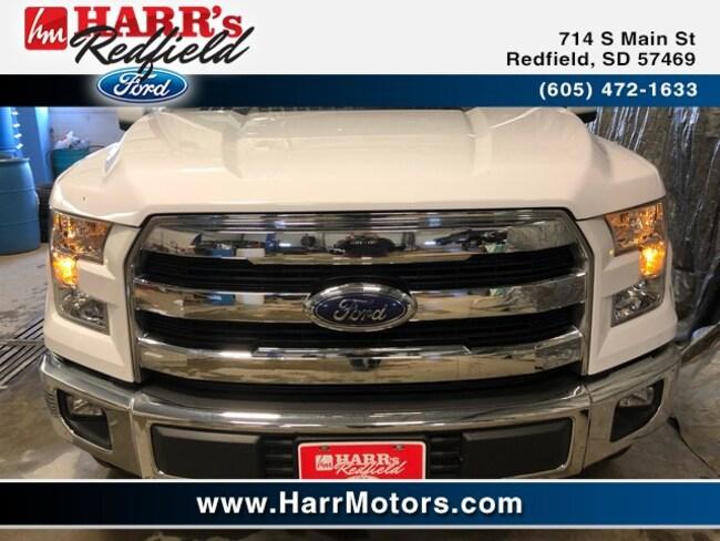 2016 Ford F-150 Lariat Truck