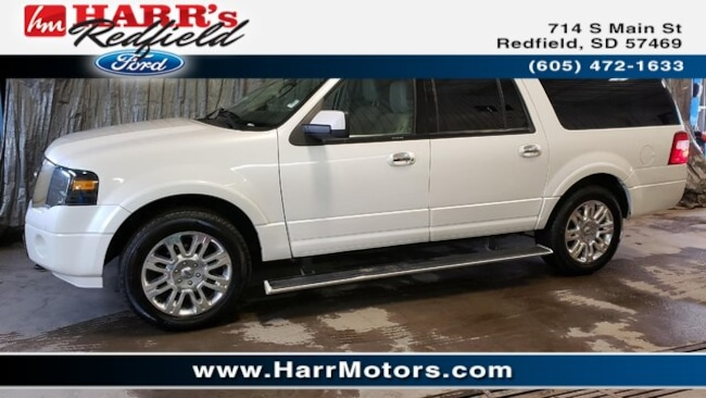 2012 Ford Expedition EL Limited SUV