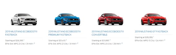 2019 Mustang Review - Harry Blackwell Ford in Malden, MO