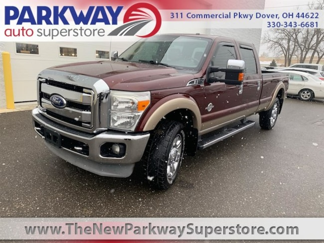 2011 Ford F-350 Truck Crew Cab