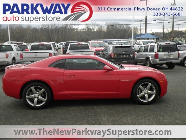 2011 Chevrolet Camaro 1LT Coupe Dover OH