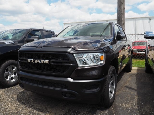 Featured New 2019 Ram 1500 TRADESMAN CREW CAB 4X4 5'7 BOX Crew Cab for sale near you in Dover, OH