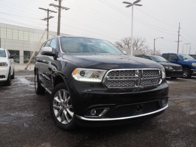 new 2019 Dodge Durango CITADEL AWD Sport Utility For Sale/Lease Dover, OH