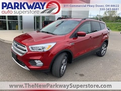 Used 2017 Ford Escape SE SUV for sale in Dover, OH