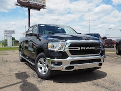 New 2019 Ram 1500 BIG HORN / LONE STAR CREW CAB 4X4 5'7 BOX Crew Cab 1C6RRFFG5KN874281 for sale in Dover, OH