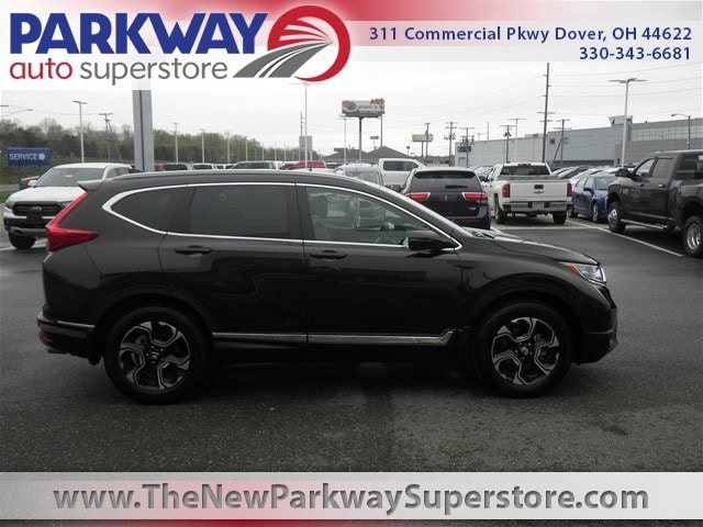 Featured Used 2018 Honda CR-V Touring AWD SUV for sale near you in Dover, OH