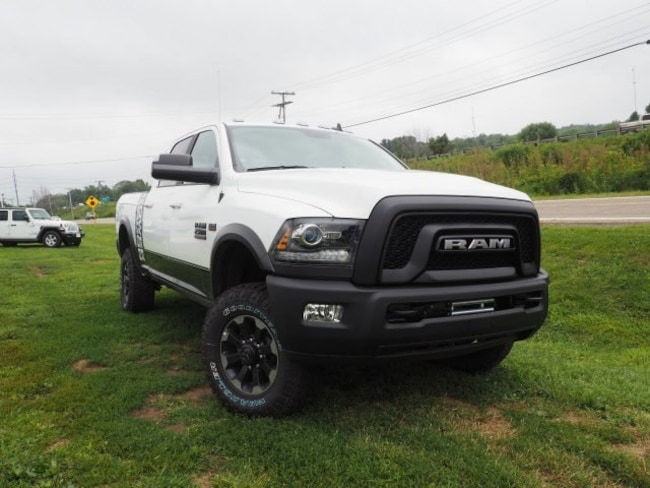 new 2018 Ram 2500 POWER WAGON CREW CAB 4X4 6'4 BOX Crew Cab For Sale/Lease Dover, OH