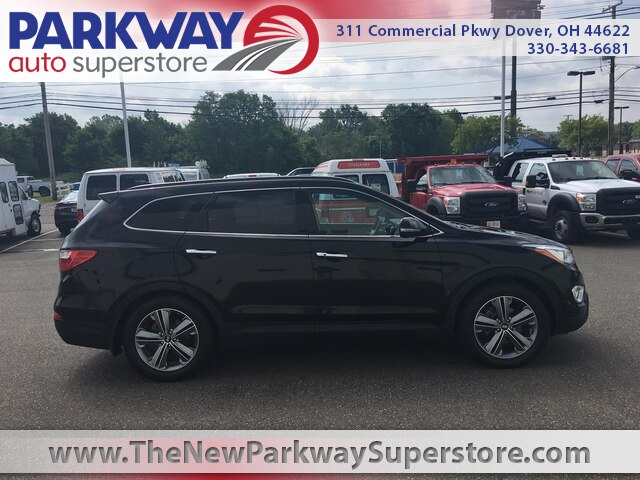 Featured Used 2015 Hyundai Santa Fe Limited SUV for sale near you in Dover, OH