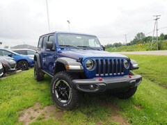 New 2019 Jeep Wrangler UNLIMITED RUBICON 4X4 Sport Utility 1C4HJXFG1KW580940 for sale in Dover, OH