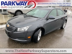 Bargain 2013 Chevrolet Cruze 2LT Auto Sedan for sale near you in Dover, OH