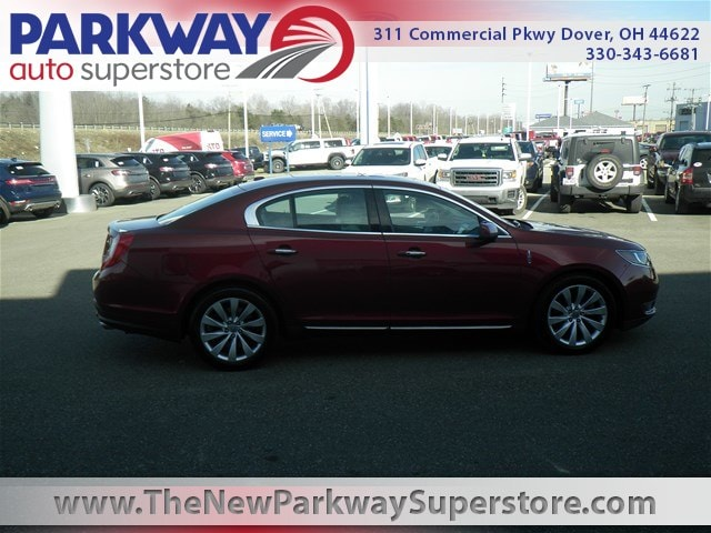 Featured Used 2013 Lincoln MKS FWD Sedan for sale near you in Dover, OH