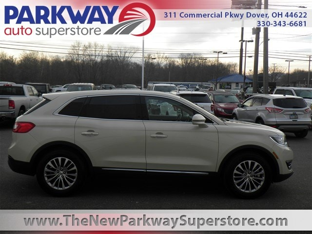 Featured Used 2016 Lincoln MKX Select SUV for sale near you in Dover, OH