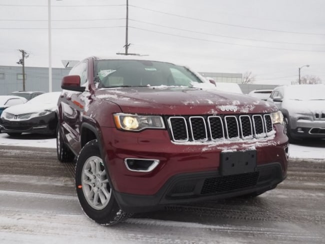 new 2019 Jeep Grand Cherokee LAREDO 4X4 Sport Utility For Sale/Lease Dover, OH