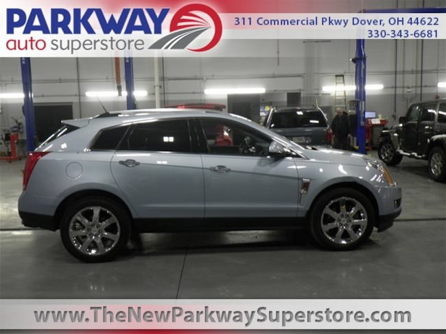 2011 CADILLAC SRX Performance Collection SUV Dover OH
