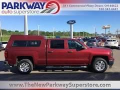 Used 2014 Chevrolet Silverado 1500 LT Truck Crew Cab for sale in Dover, OH