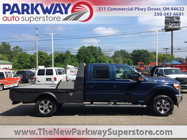 Featured Used 2013 Ford F-350 Truck Crew Cab for sale near you in Dover, OH