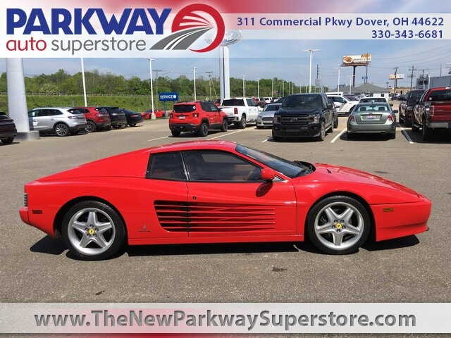 Used 1992 Ferrari Testarossa 512tr For Sale In Dover Oh
