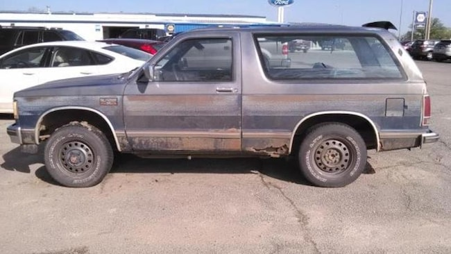 1987 Chevy Jimmy SUV