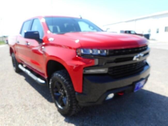 2019 Chevrolet Silverado 1500 LT Trail Boss Truck Crew Cab