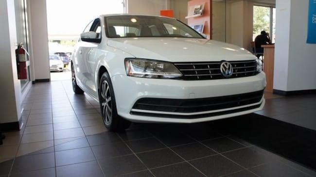 2018 Volkswagen Jetta 1.4T Sedan