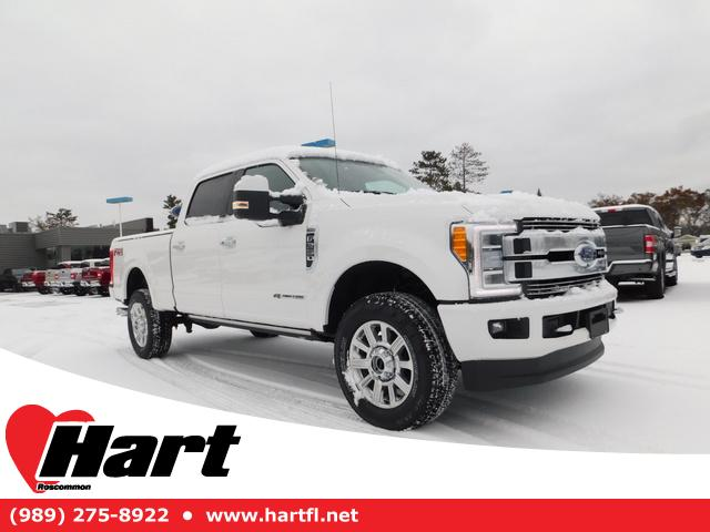 2019 Ford Superduty F-350 Limited Truck