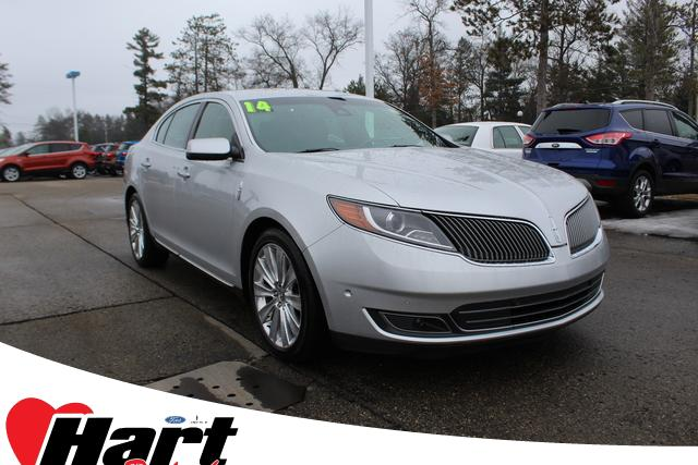 2014 Lincoln MKS Ecoboost Sedan