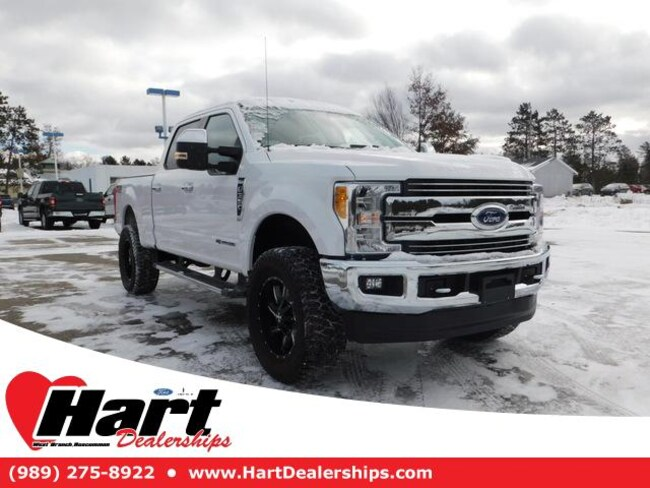 2017 Ford F-350 Super Duty Crew Cab Pickup