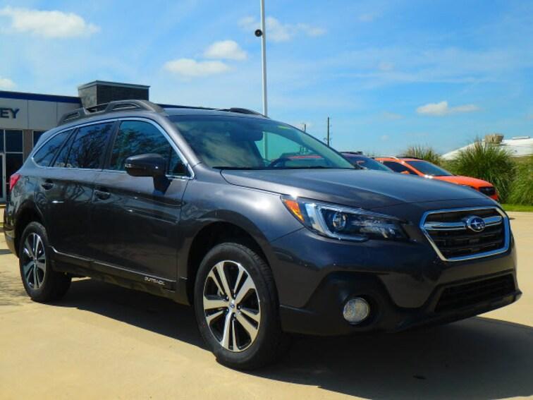 New 2019 Subaru Outback 3.6R Limited SUV near Shreveport