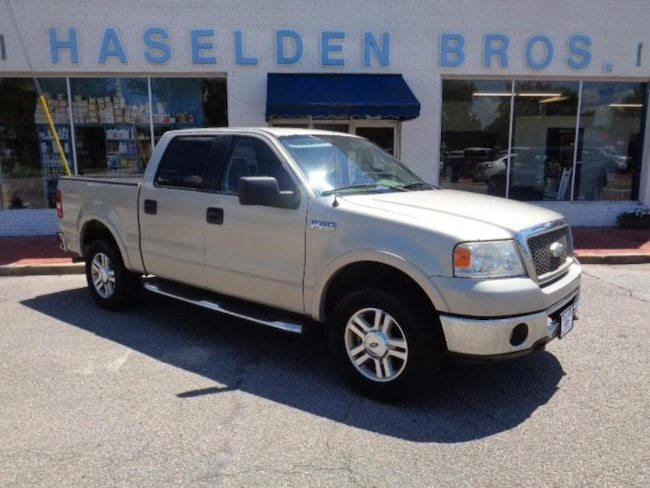 2006 Ford F-150 Crew Cab Short Bed Truck