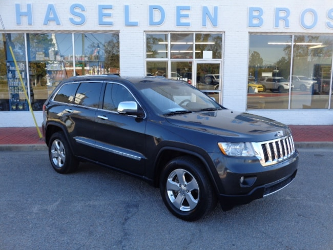 2011 Jeep Grand Cherokee Limited SUV