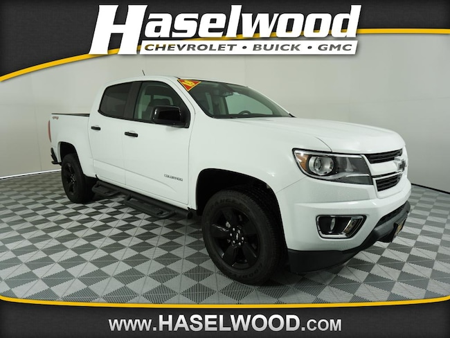 Buy Or Lease A New Chevrolet Colorado For Sale At Haselwood - Buick dealers in colorado