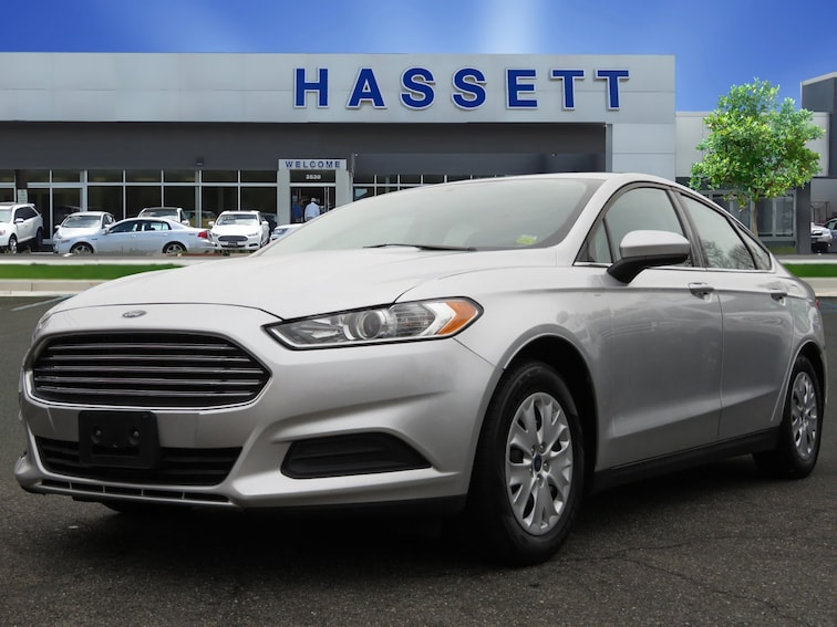 Certified Used 2014 Ford Fusion S Sedan in Wantagh, NY