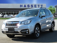 Certified Pre-Owned 2018 Subaru Forester Limited 2.5i Limited CVT Long Island