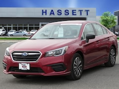 Certified Pre-Owned 2018 Subaru Legacy 4DR SDN 2.5I 2.5i Long Island