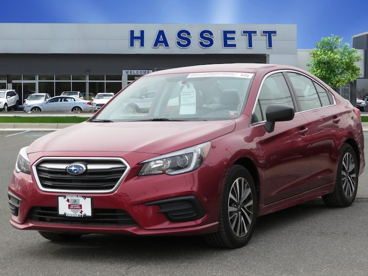 Certified Used 2018 Subaru Legacy 4DR SDN 2.5I 2.5i in Wantagh, NY