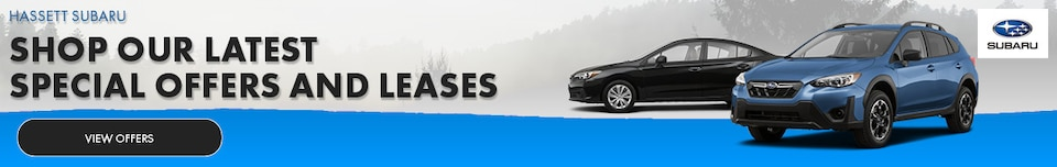 Hassett Subaru Shop Our Latest Special Offers and Leases