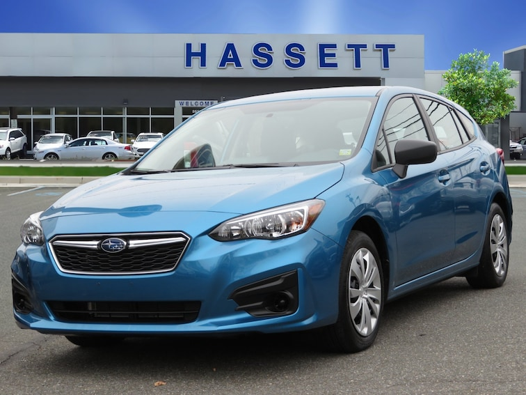 Certified Used 2019 Subaru Impreza 5DR WGN 2.0I CVT 2.0i  CVT in Wantagh, NY