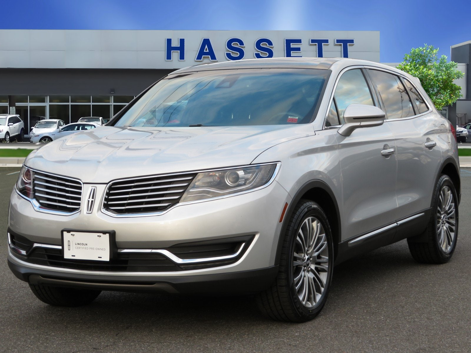 2016 Lincoln MKX Reserve w/Navigation AWD  Reserve