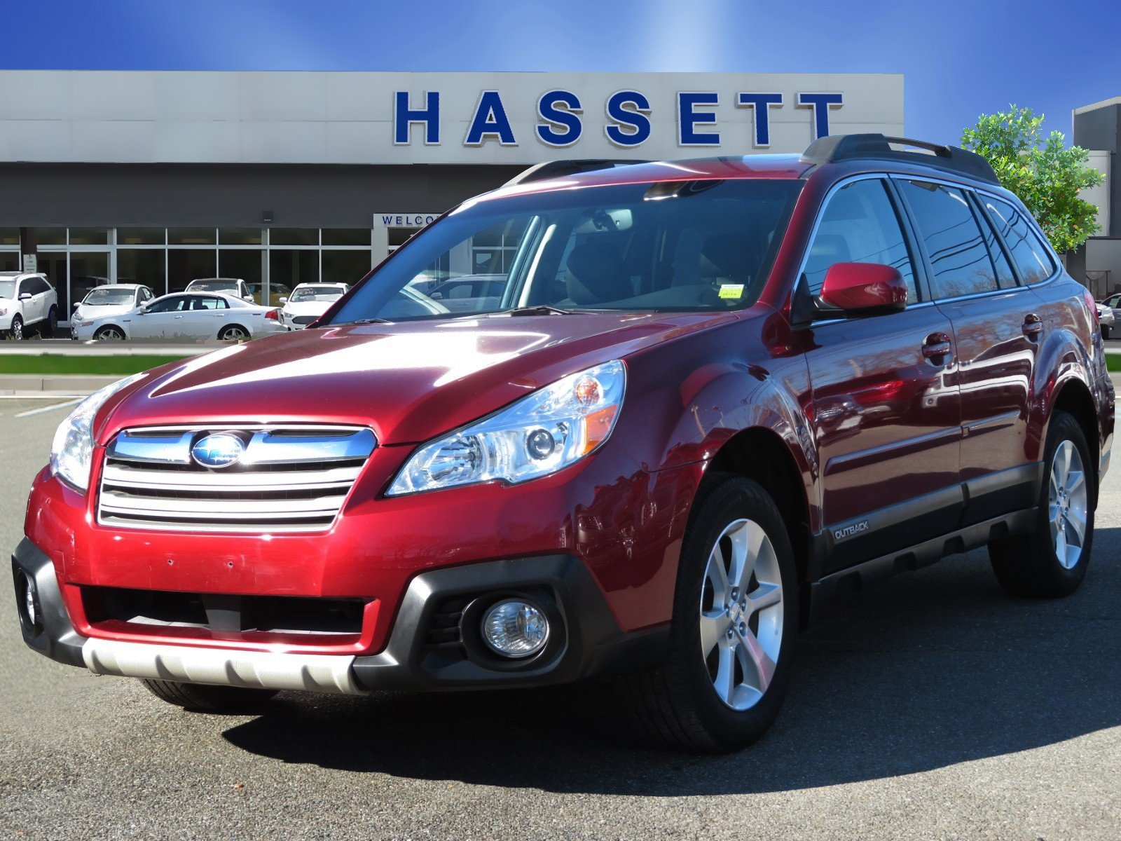 2013 Subaru Outback 2.5i Limited Wagon