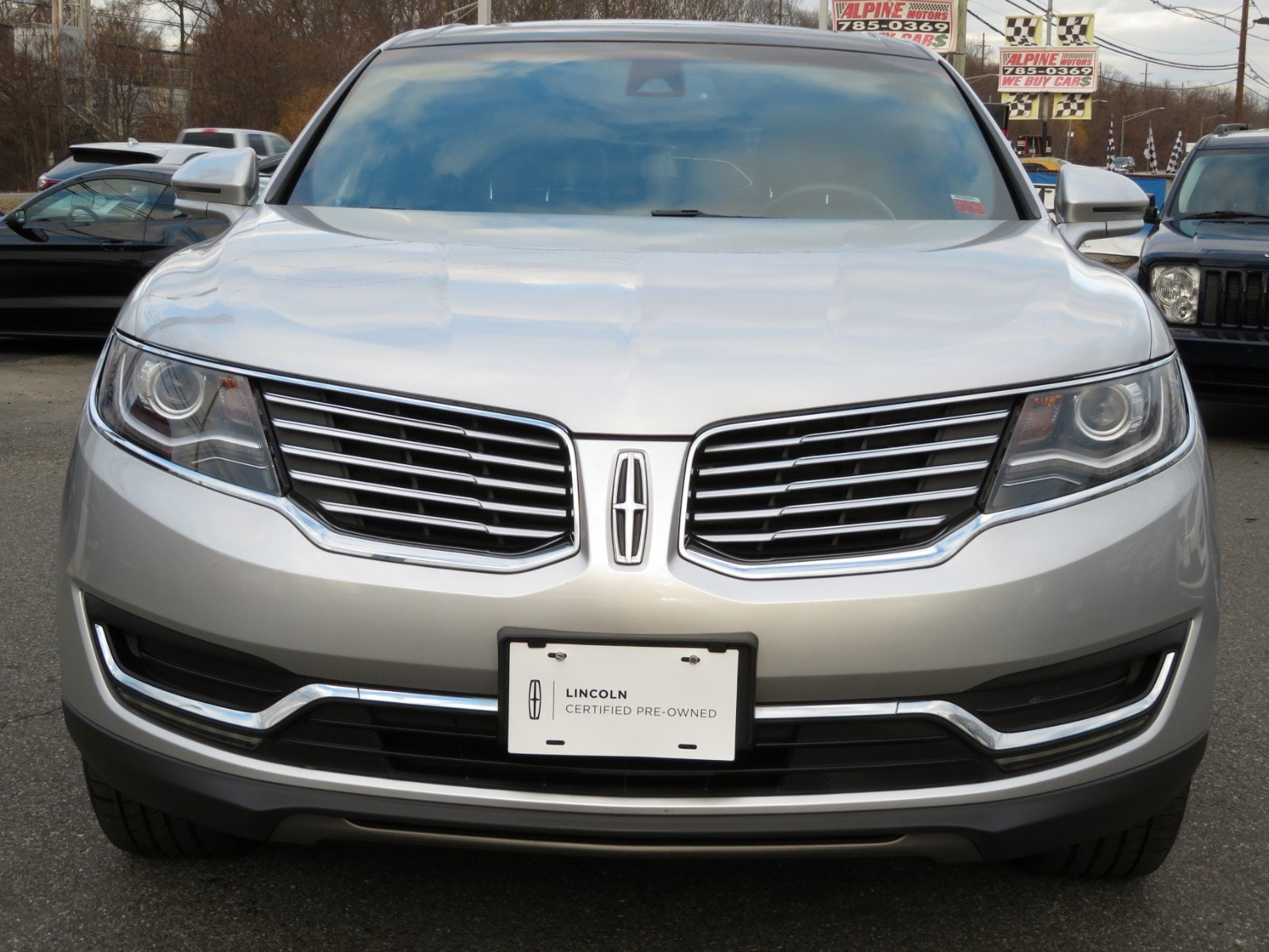 Certified Pre-Owned 2016 Lincoln MKX Reserve w/Navigation For Sale