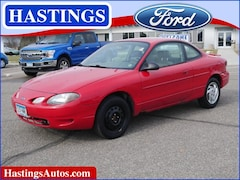 2002 Ford Escort ZX2 Standard Coupe