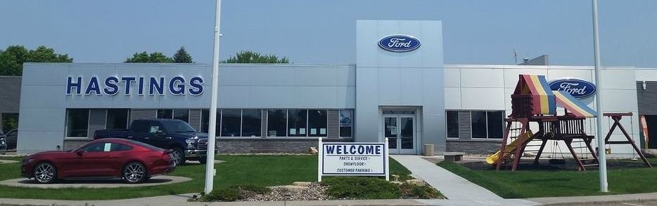 Ford Dealers Mn >> New Ford Inventory Hastings Automotive Inc In Hastings