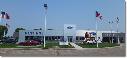 Chrysler Dealership Mn >> Hastings Automotive New Dodge Jeep Ford Chrysler Ram