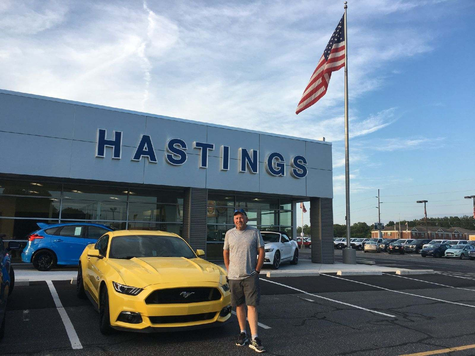 Hastings Ford Inc